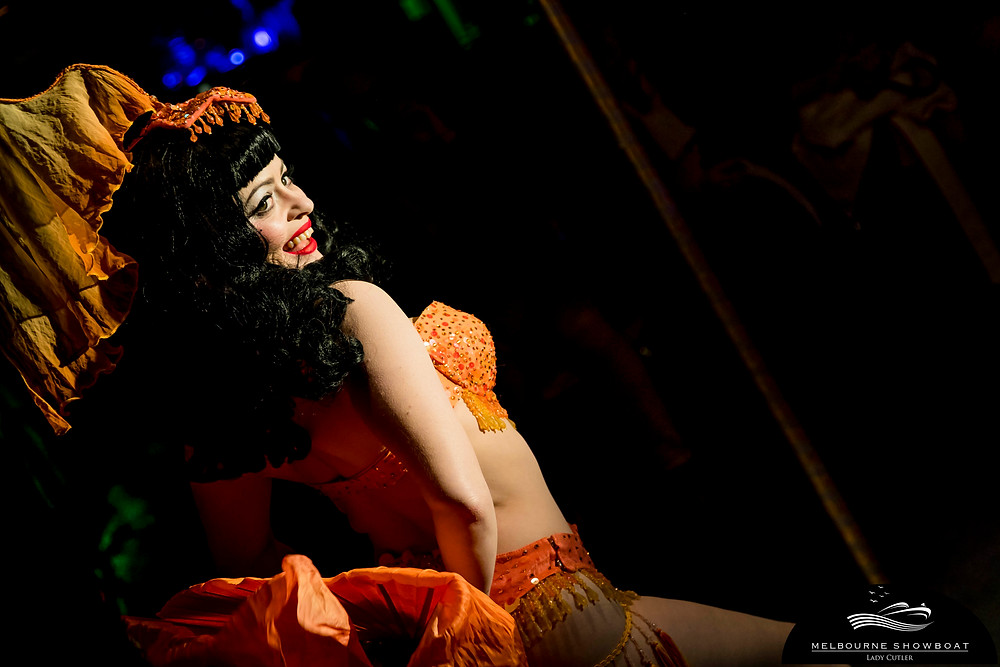 Burlesque Showboat Melbourne Nightlife Entertainment Showgirls
