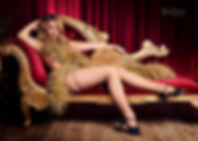 Pin Up Buresque Glamor Photography Vamp Melbourne