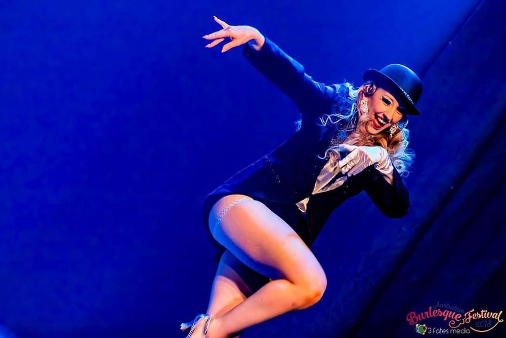 Iva Grande Australian Burlesque Festival