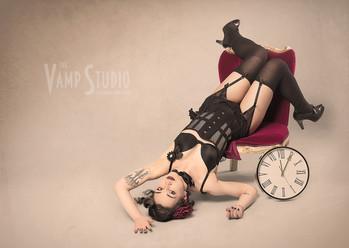 Vamp Studio Pinup Photography Melbourne