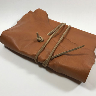 Grayson's Very Handmade Coptic Stitch Journal