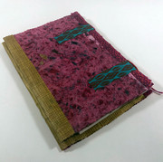 """S. Portico Bowman's Back Cover: """"Raspberry Journal for Earl"""""""