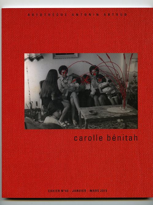 Catalogue Artothèque Antonin Artaud,Cahier n°60