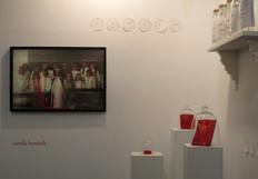 17-accrochage marrakech art fair- galeri