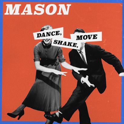 DANCE SHAKE MOVE COVER