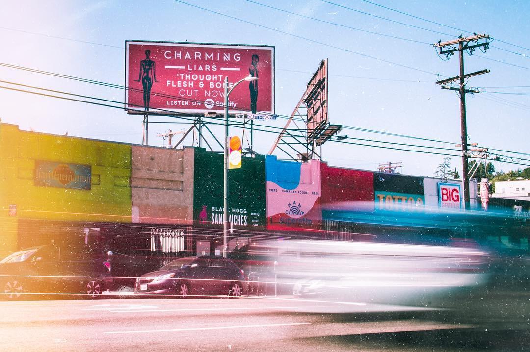 BILLBOARD - LOS ANGELES