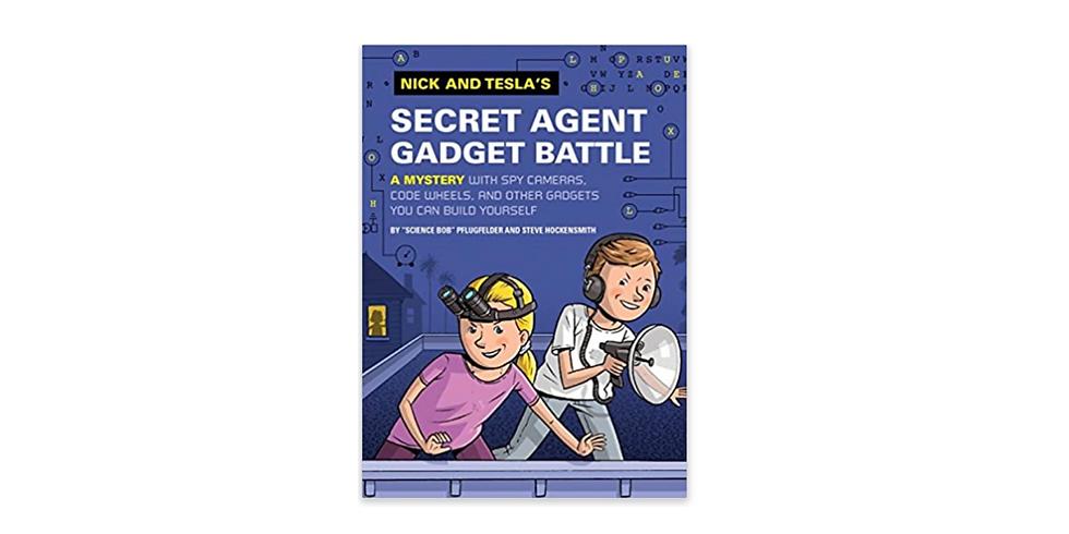 Nick and Tesla's Secret Agent Gadget Battle  2