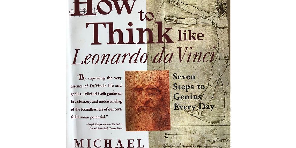 How to Think Like da Vinci (for kids)