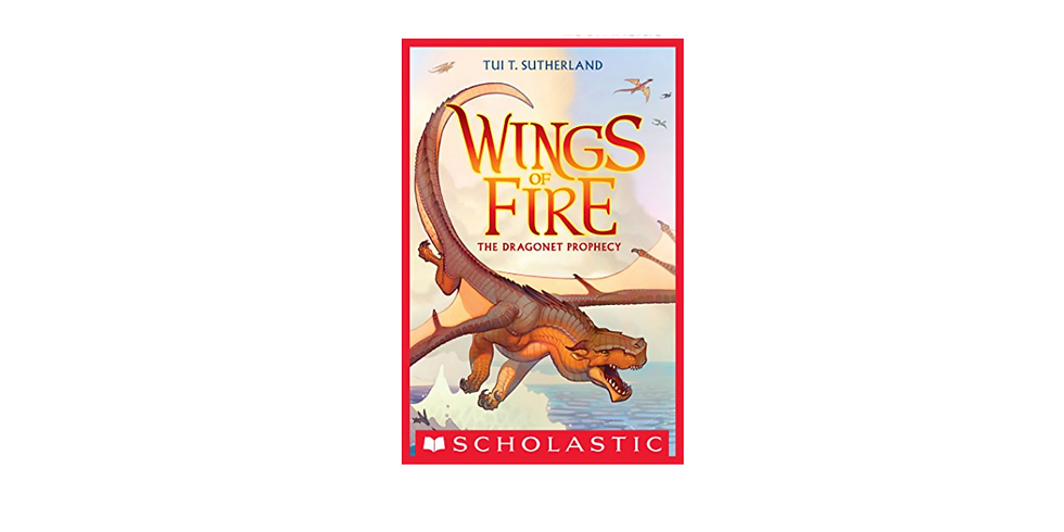 Wings of Fire Book Party!