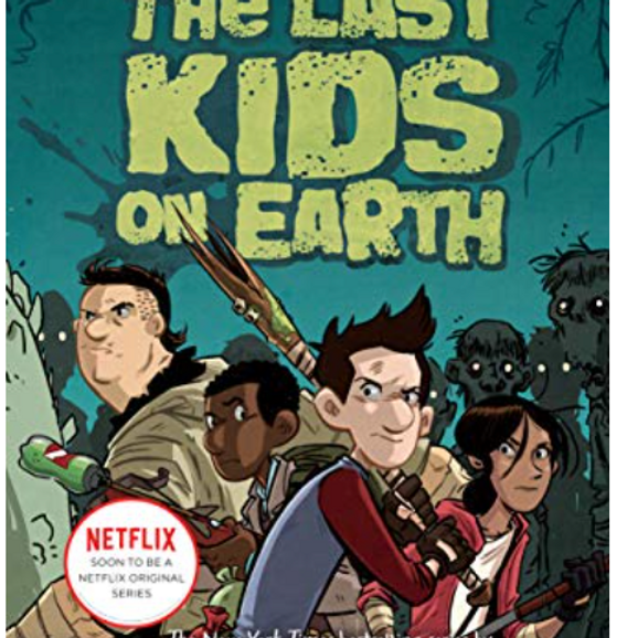 The Last Kids on Earth Book Party