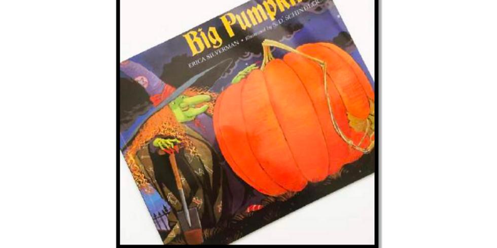 Storybook STEM: Big Pumpkin