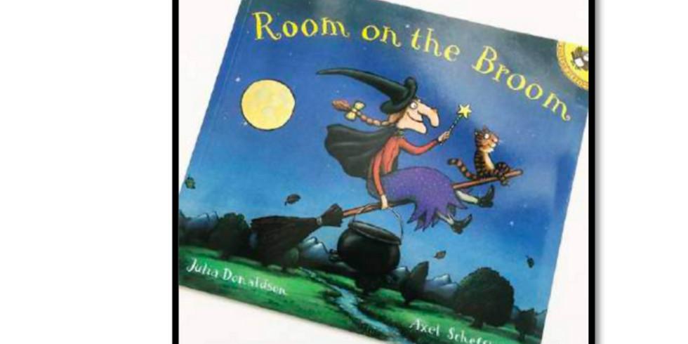 Storybook STEM: Room on the Broom
