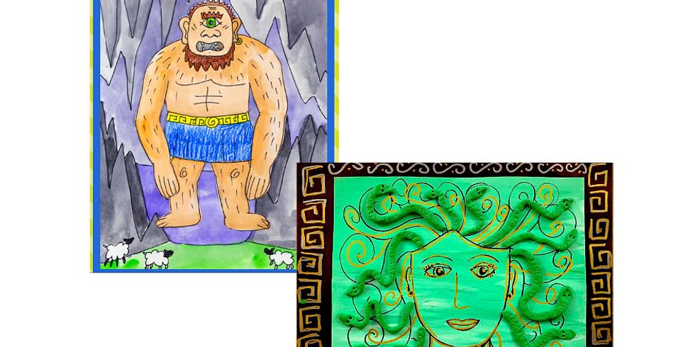 Greek Mythological Monsters