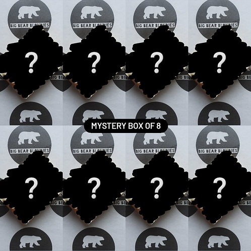 Mystery Box of 8