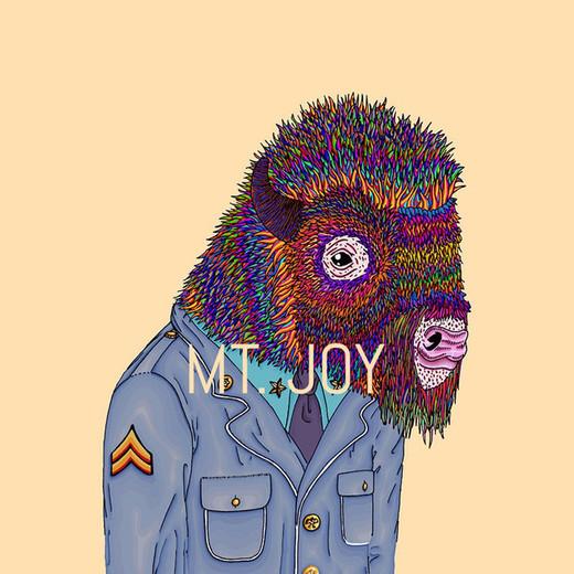 """Mt. Joy """"Astrovan"""""""