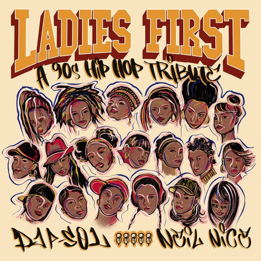"Mix Of The Week: ""Ladies First - A 90's Hip-Hop Tribute"""