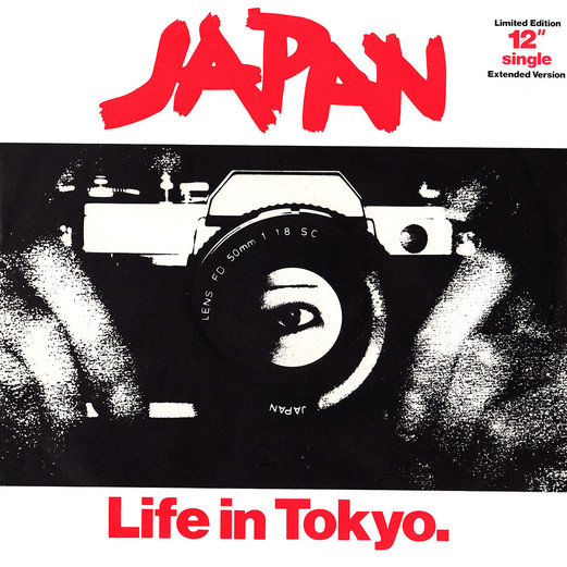 """Friday Jam: Japan """"Life In Tokyo (Extended Disco Mix)"""""""