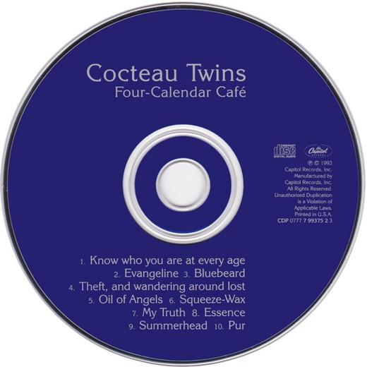 "Mellow Monday: Cocteau Twins ""Oil Of Angels"""