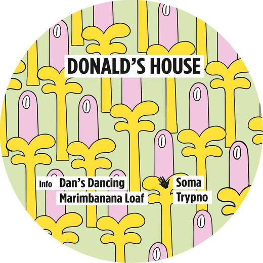 """Friday Jam: Donald's House """"Dan's Dancing"""""""