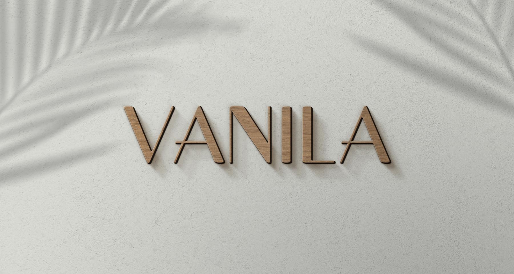 "Logotipas ""Vanila"""