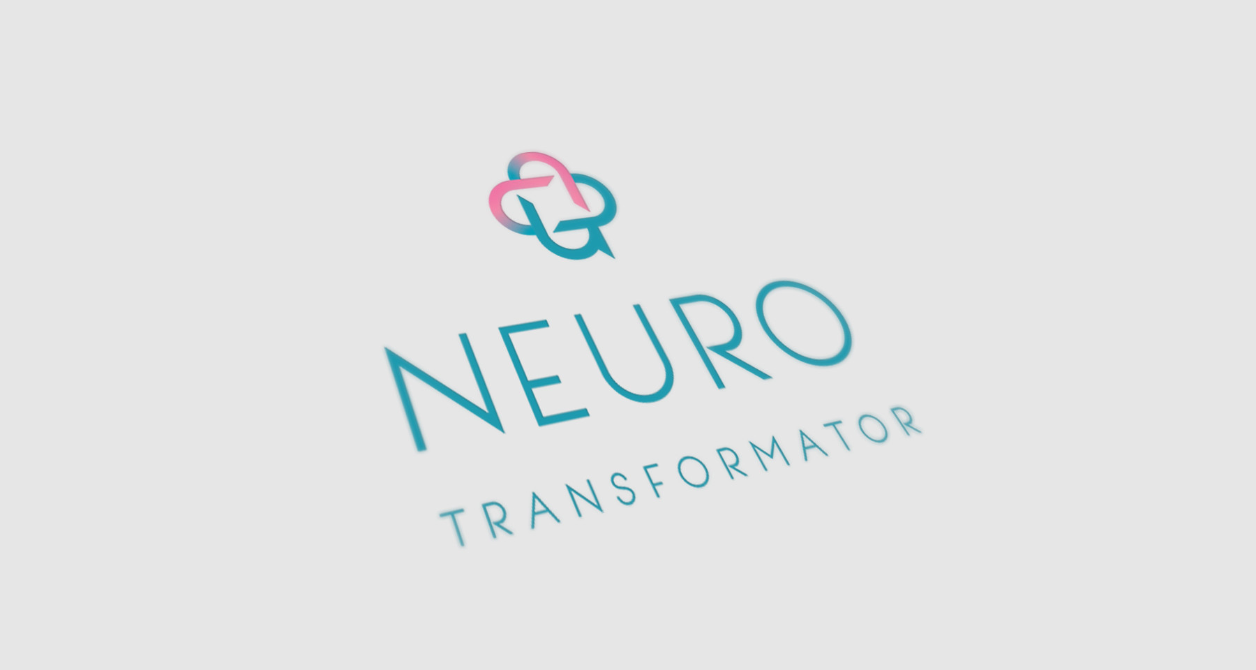 "Logotipas ""NEURO Transformator"""