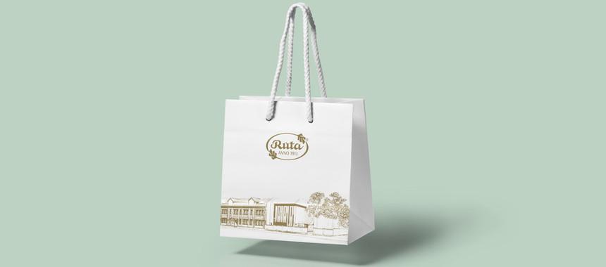 "Firminiai maišeliai ""Rūta"""