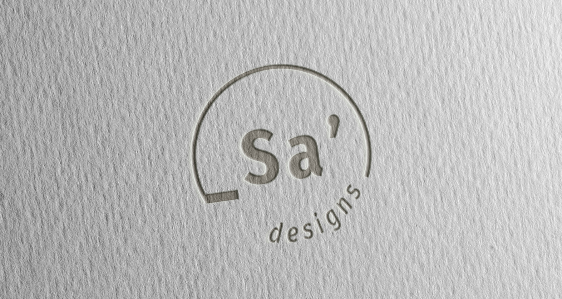 "Logotipas ""_Sa'designs"""