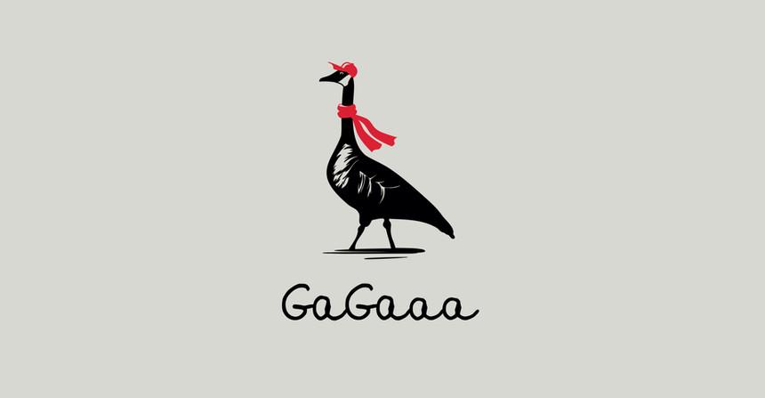 """Logotipas """"GaGaaa"""""""