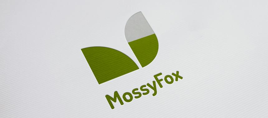 "Logotipas ""MossyFox"""