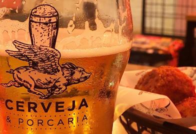 CERVEJA & PORCARIA