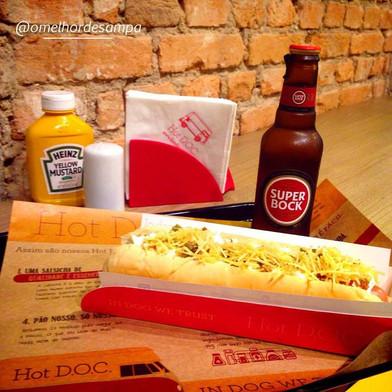 HOT D.O.C. DOG