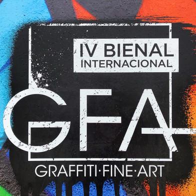 IV BIENAL DE GRAFITE