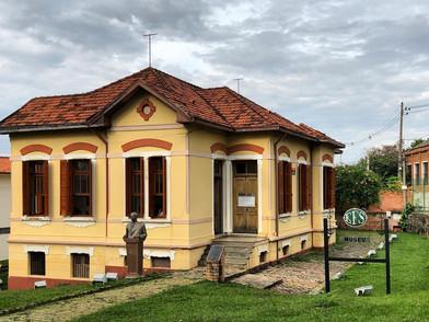 MUSEU FERROVIÁRIO SOROCABA