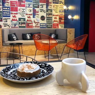 ASTRONAUTA CAFÉ