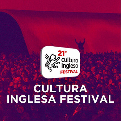 CULTURA INGLESA FESTIVAL