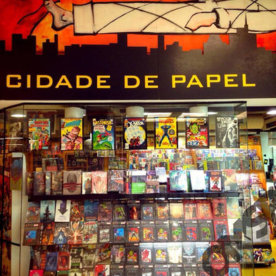 CIDADE DE PAPEL