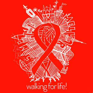 WALKING FOR LIFE - CENTRO