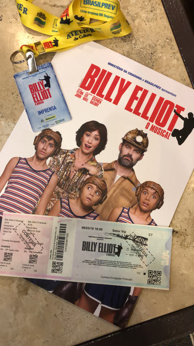 BILLY ELLIOT | O MUSICAL