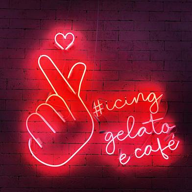 ICING GELATO E CAFÉ