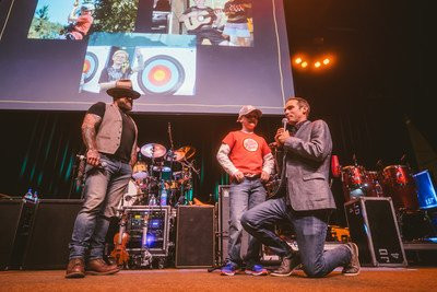 ZAC BROWN BAND PERFORMS AT CAMP SOUTHERN GROUND'S 8th ANNUAL NIGHT OF CANDLES BENEFIT CONCERT
