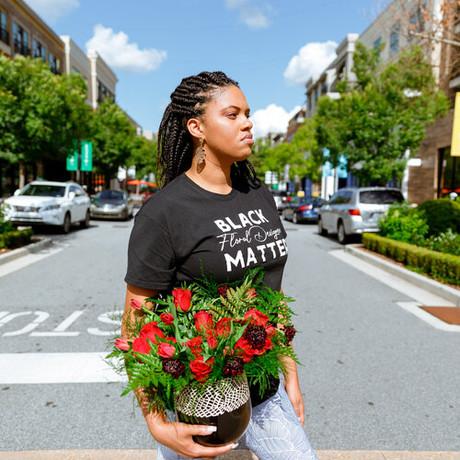 Black Floral Designers Matter
