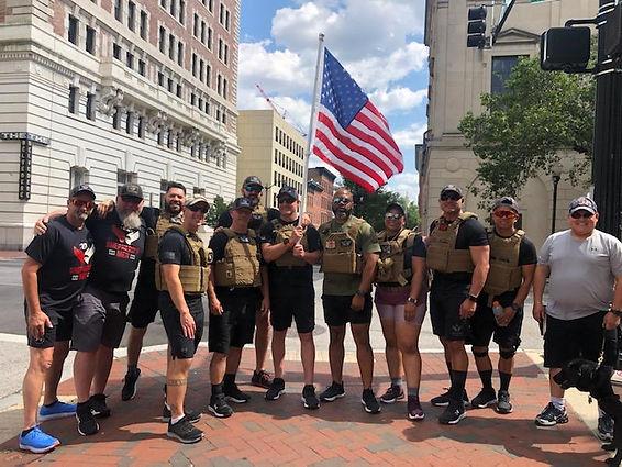 SM - Shepherds Men - Before Baltimore 5k