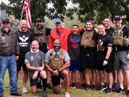Shepherd's Men to Run, Ruck & Swim in 4 States, 7 Cities over 7 Days to Honor Post-9/11 Veterans