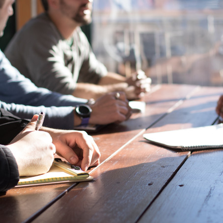 How to Use a Meeting to Build Connections