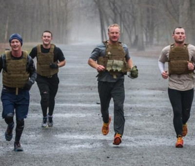Running Hundreds of Miles to Raise Millions for Veterans