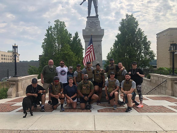 SM - Shepherds Men Team - After Monument