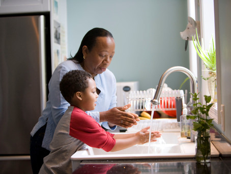 CDC Health Disparities Report