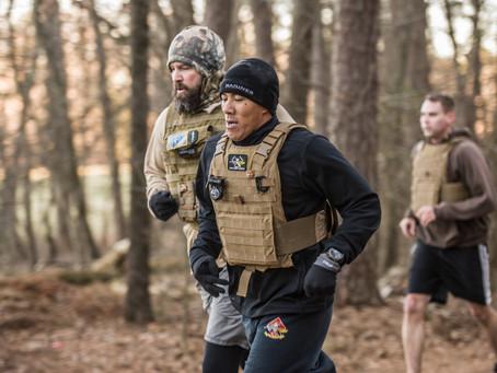 Shepherd's Men Run 7 Half-Marathons in 7 Days to Help Veterans