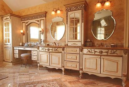 Custom Cabinet Bathroom Vanity