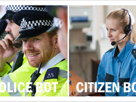 Discover our new Police and Citizen Services Bots on the 7th February 2019
